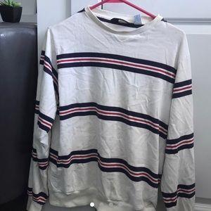 Brandy Melville John Galt Vibes Longsleeve shirt